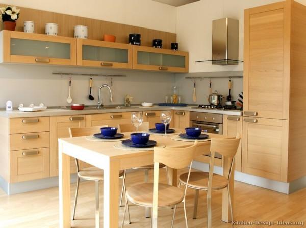 3 lưu ý quan trọng khi chọn mua tủ bếp gỗ