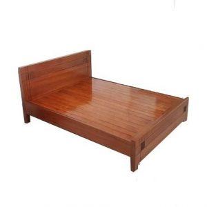 Giường gỗ 1m8 - Mẫu 1m8-1