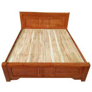 Giường gỗ 1m8x2m - Mã 1M8-11