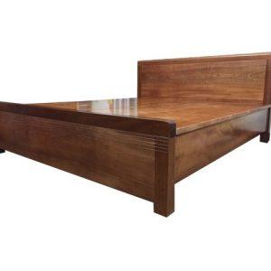 Giường gỗ 1m8x2m - Mẫu 1M8-6