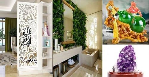Cách hóa giải đơn giản cửa nhà vệ sinh đối diện cửa phòng ngủ