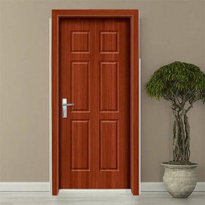 Mẫu cửa phòng ngủ 1 cánh đẹp