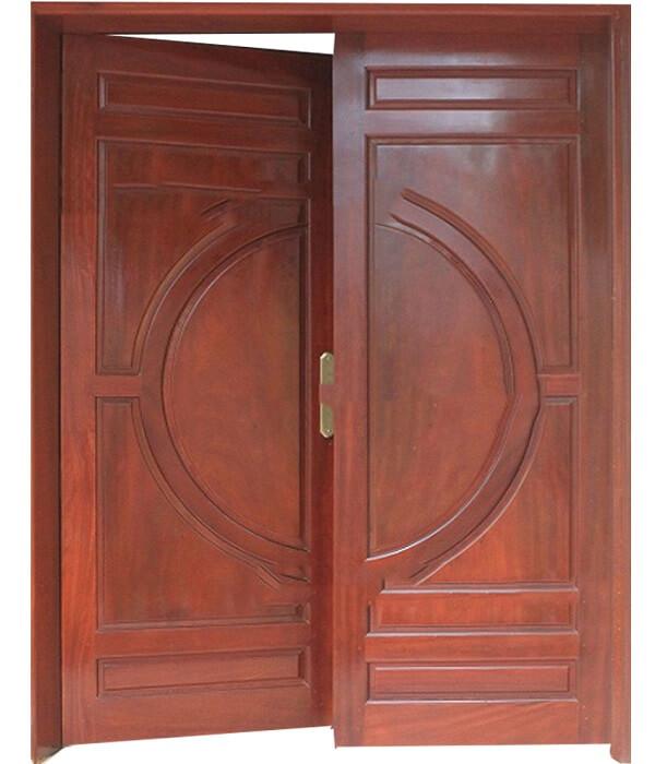 Mẫu cửa phòng ngủ 2 cánh đẹp
