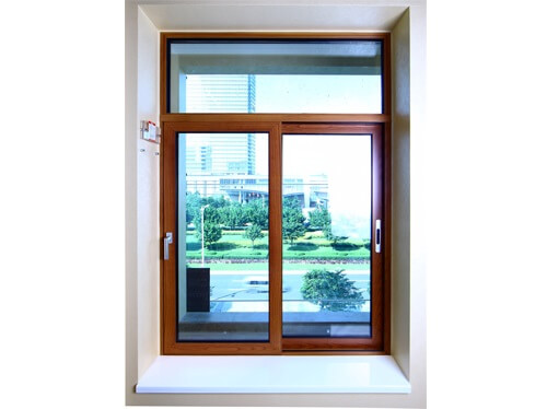 Mẫu cửa sổ gỗ kính đẹp