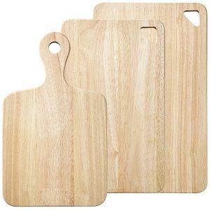 Bộ 3 thớt gỗ - Mã CTCB401