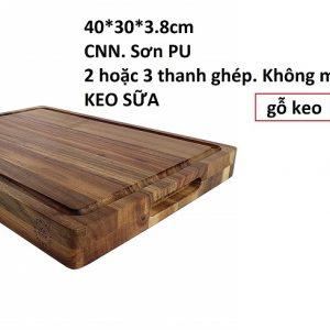 Thớt gỗ lớn mã CTL 200