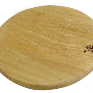 Thớt gỗ tròn - Mẫu CTRR301