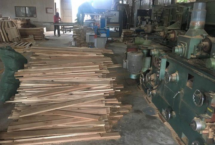 Hoạt động tại xưởng Lcc An Craft Wood