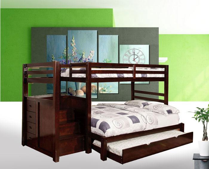 Giường Tầng – Mã 009