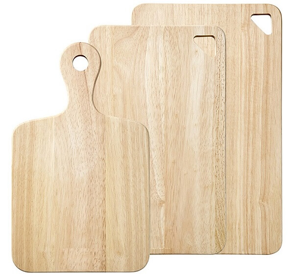 Kinh nghiệm chọn thớt gỗ phù hợp
