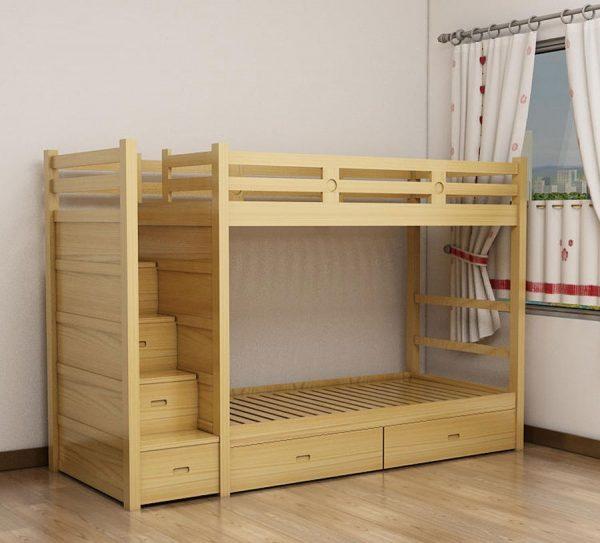 Mẫu giường tầng 010