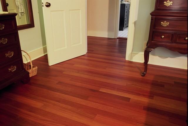 Thi công sàn gỗ tự nhiên
