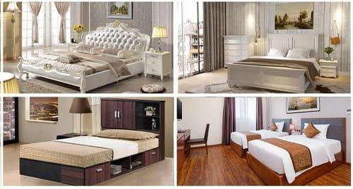 Các loại giường được sử dụng trong khách sạn hiện nay