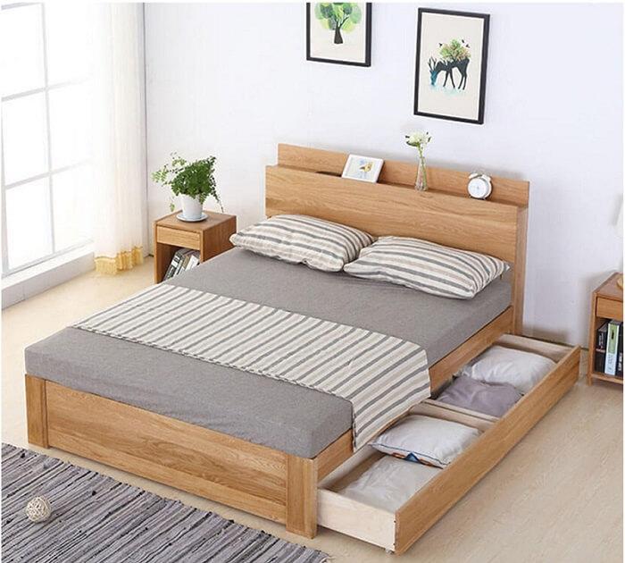 Kích thước giường ngủ như thế nào là đạt tiêu chuẩn?