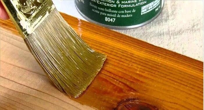 cách tăng tính chịu nước của gỗ