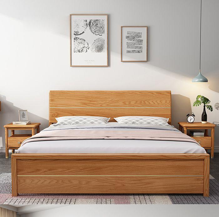 Giường ngủ gỗ sồi có tốt không?