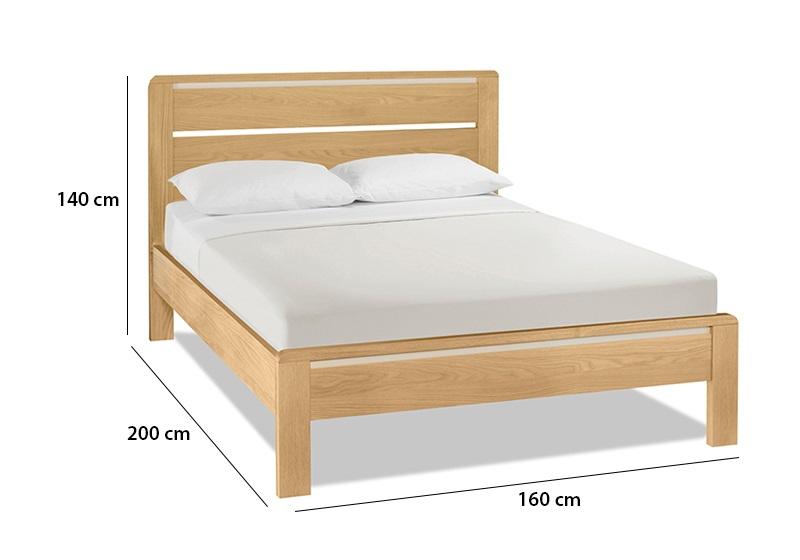 Kích thước giường tiêu chuẩn