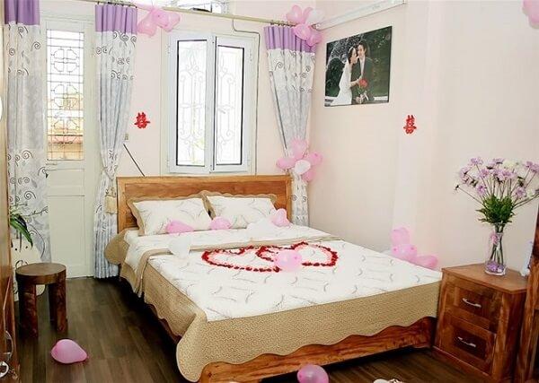 Mẫu phòng cưới đẹp