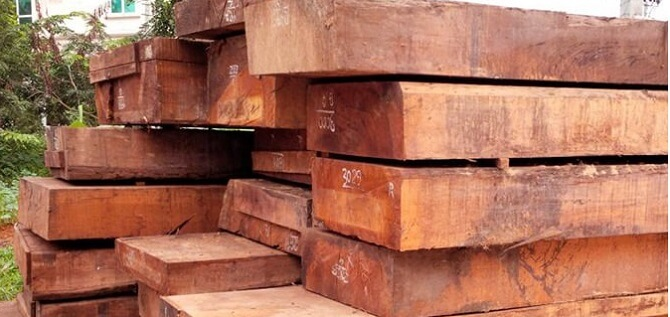 gỗ gụ