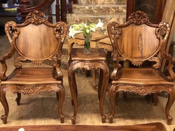 Các loại gỗ dùng trong nội thất
