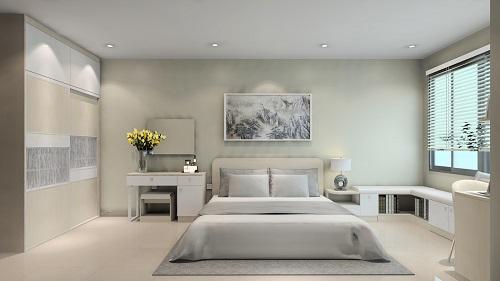 Giường ngủ - không thể thiếu cho mỗi căn phòng ngủ