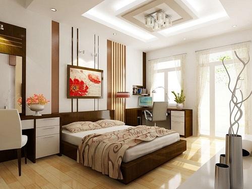 Kích thước phòng ngủ tối thiểu là bao nhiêu?