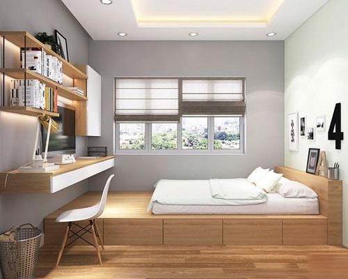 Sắp xếp phòng ngủ theo phong thủy