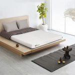 Giường 1m2 theo phong cách Nhật Bản