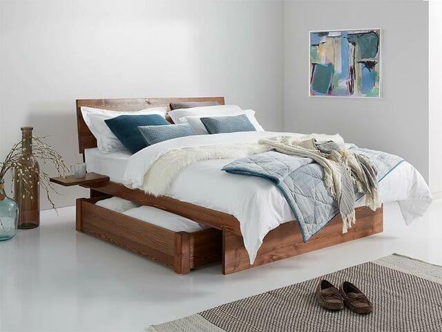 Giường ngủ đa năng kiểu Nhật