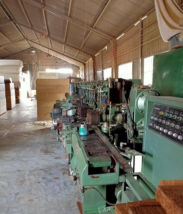 Giới thiệu nhà xưởng sản xuất giường 1m2 Lạc An