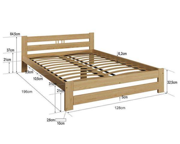 Kích thước giường 1m2