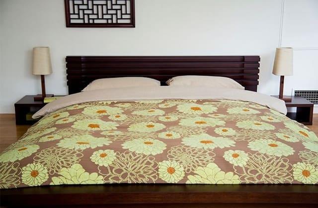 Phòng ngủ thoải mái như một khách sạn nghỉ dưỡng