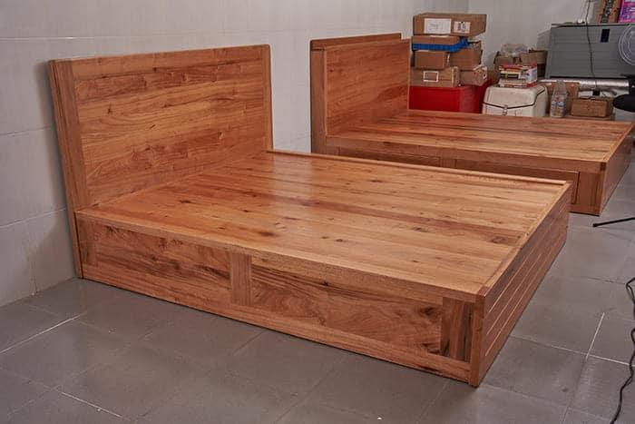 giường hộp M8