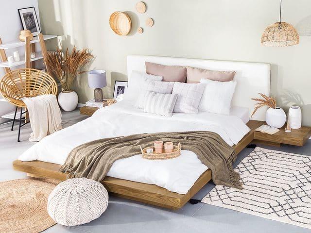 giường 1m6 kiểu Nhật