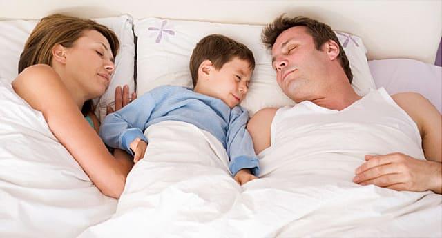 giường cho 3 người