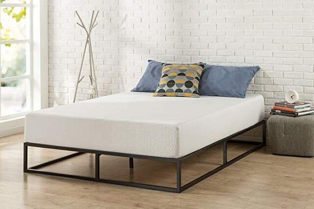 giường sắt 1m