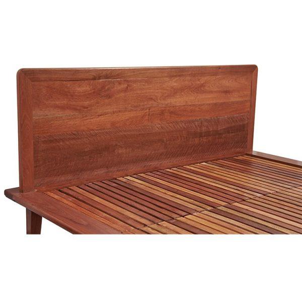 Đầu giường giường gỗ cà chít