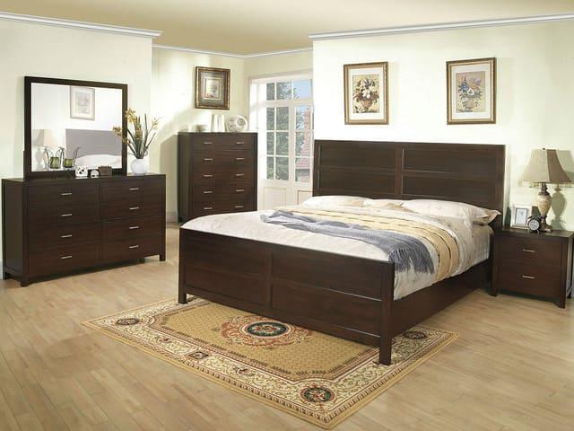 Kích thước giường gỗ