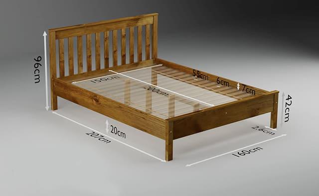 Kích thước giường ngủ