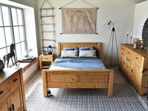 Nên lựa chọn giường ngủ 1m6 hay 1m8