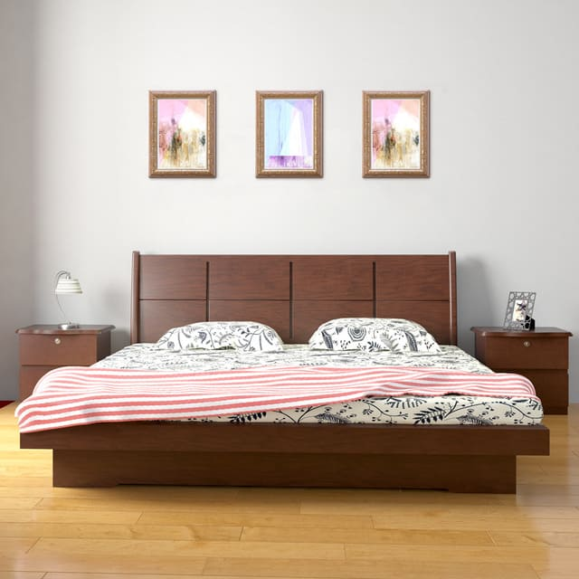 Giường ngủ chân thấp