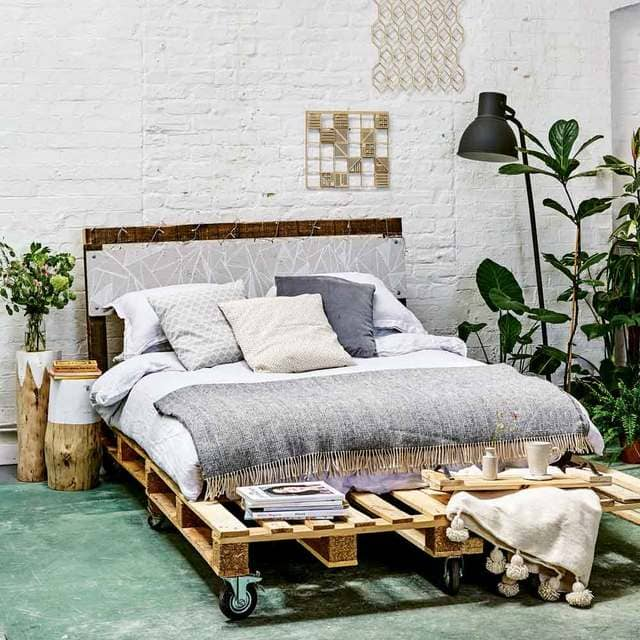giường ngủ Pallet
