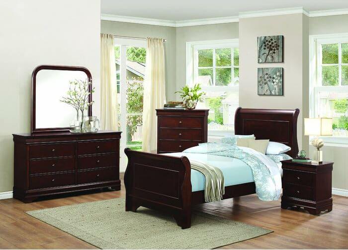 giường gỗ gụ cao cấp