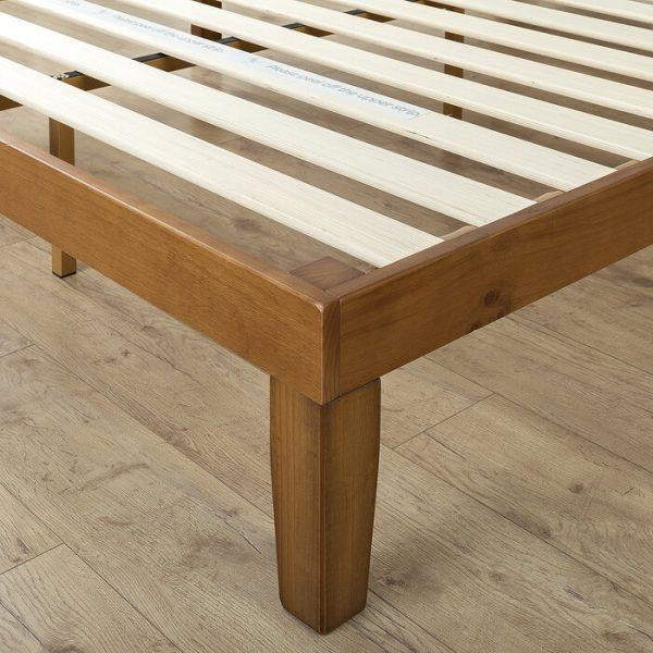 Chân giường gỗ keo
