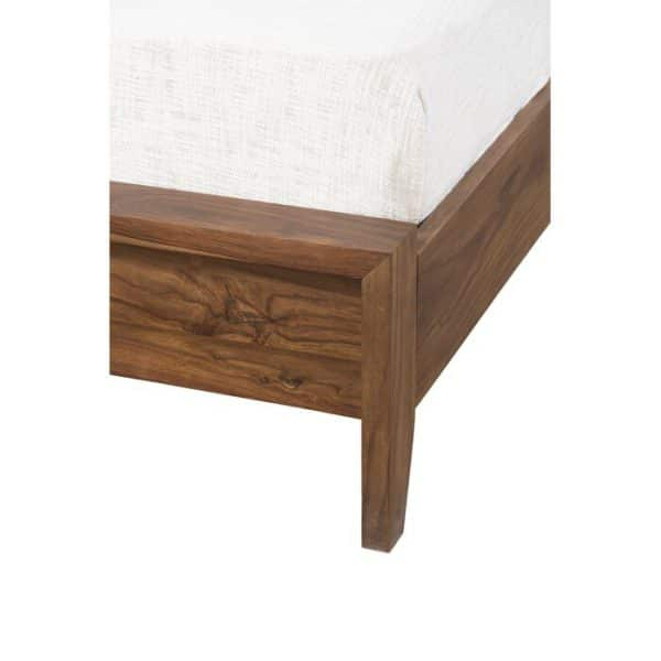 Chân giường gỗ keo K01