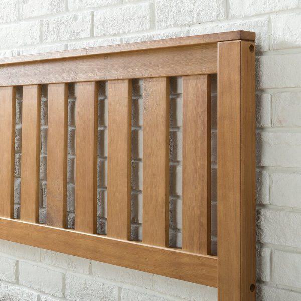 Đầu giường gỗ keo