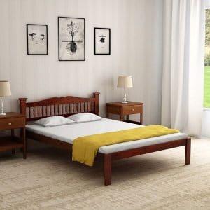 Giường 1m6 x 2m đơn giản