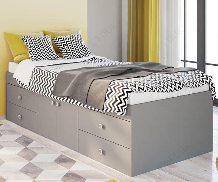 Giường ngủ thông minh cho bé
