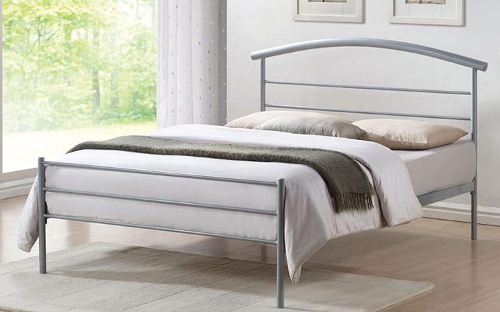 Mẫu giường Inox giá rẻ