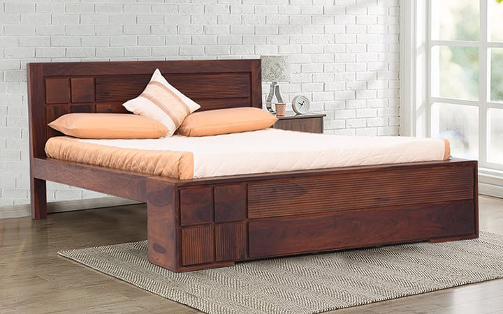 giường ngủ đinh hương 1m8